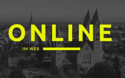 Neue Internetpräsenz online